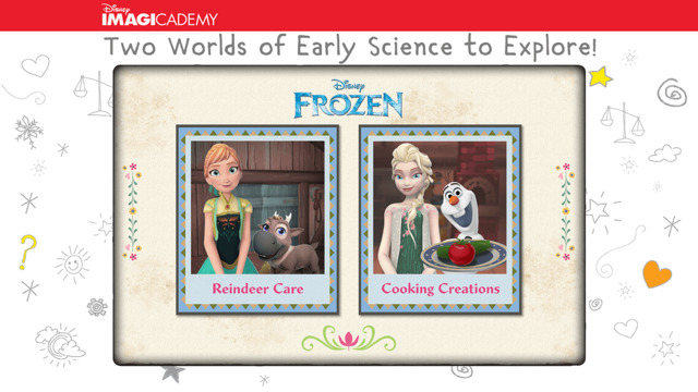 Frozen: Early Science – Cooking and Animal Care by Disney Imagicademy