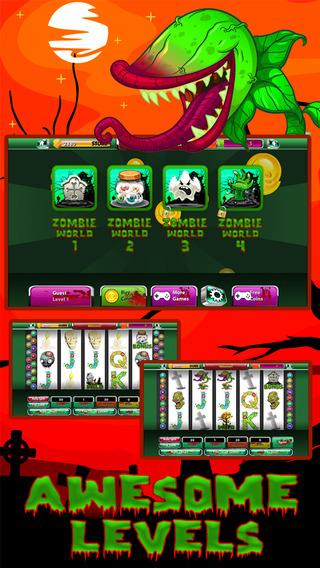 Jackpot Zombie Slots : 777 Treasures Free Slots Game