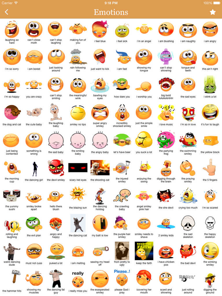 app shopper  animated 3d emoji stickers for chat apps