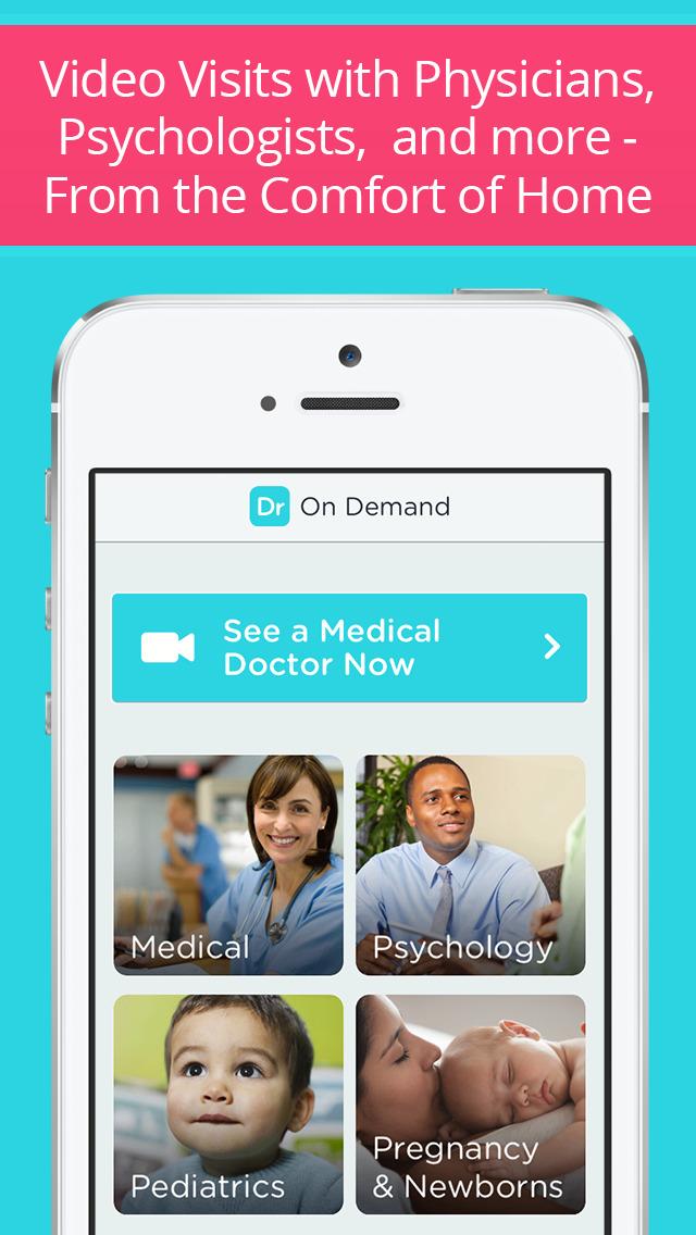 Doctor On Demand screenshot 2