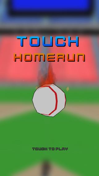 Touch Homerun _ Baseball Legend