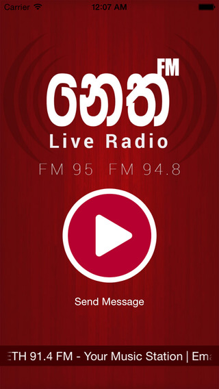Neth FM Live Radio