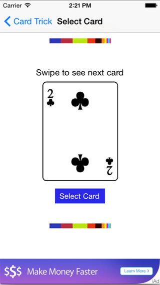 Card Trick RWS