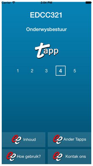 TAPP EDCC321 AFR4