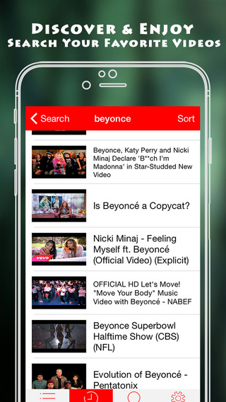 TubeMate Video Player - Search Most Popular Favorite Videos to Watch Listen for Youtube