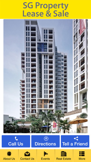 SG PROPERTY LEASE AND SALE