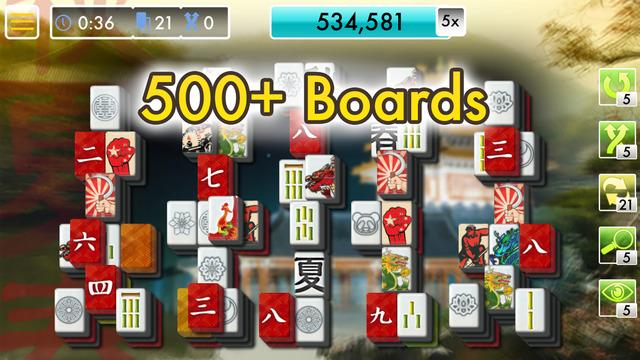mahjong vacation