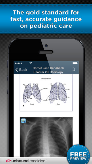 Harriet Lane Handbook with Unbound MEDLINE PubMed