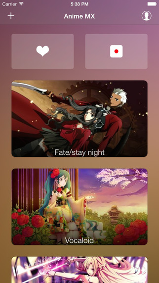 Anime MX - Ultra HD ACG Wallpapers Gallery With Anime Quiz