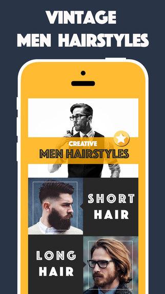 Men Hairstyles - Hair ideas Short Hair and Long Hair Catalog Models Color Haircut