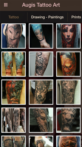 Augis Tattoo Art