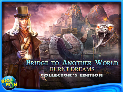 Bridge to Another World: Burnt Dreams HD - Hidden Objects, Adventure & Mystery (Full)screeshot 5