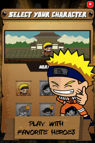 "Manga Battle ""Match Puzzle"" screenshot 2"