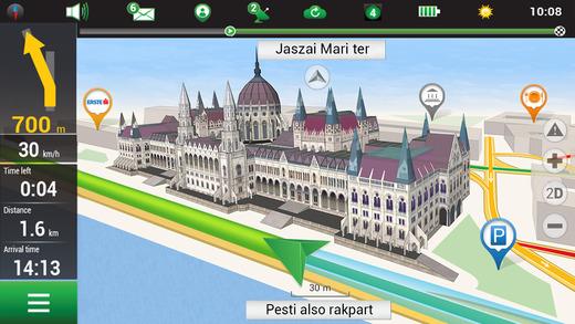 Navitel Navigator Belgium the Netherlands Luxembourg
