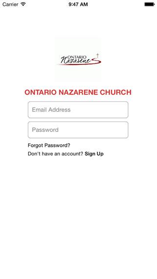 Ontario Nazarene Church