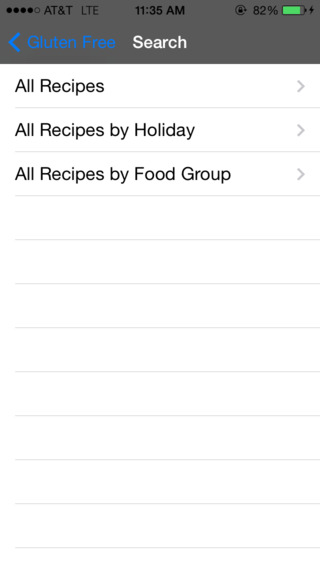 Gluten Free Recipes Healthy Holiday Foods 玩健康App免費 玩APPs
