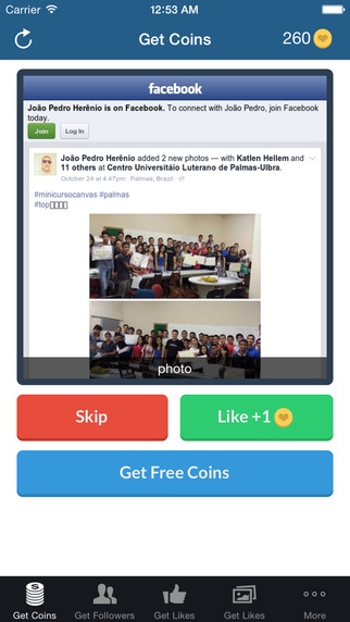 FBFollowers - Get real Followers Subscribers and Likes for FB profiles posts photo and videos