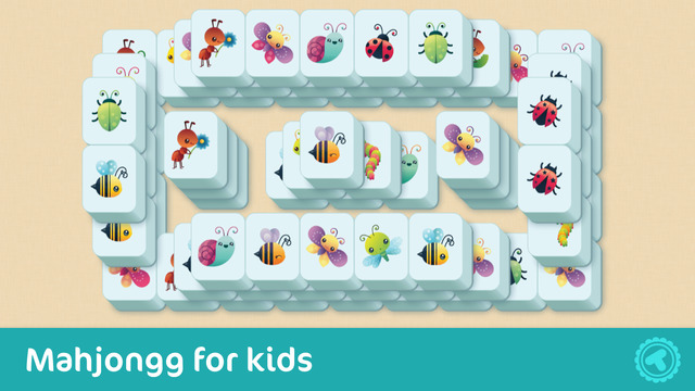 Toonia TwinMatch - Match Pairs of Animal Bugs Food