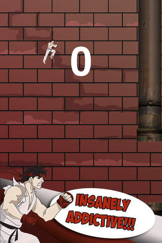 Flying Adventure - Street Fighter version screenshot 1