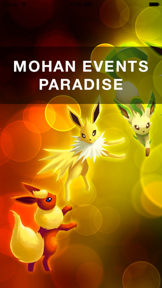 MOHAN EVENTS PARADISE