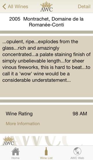 Antique Wine iPhone Screenshot 4