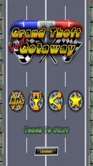 Grand Theft Dual Getaway - 2 Cars Escape