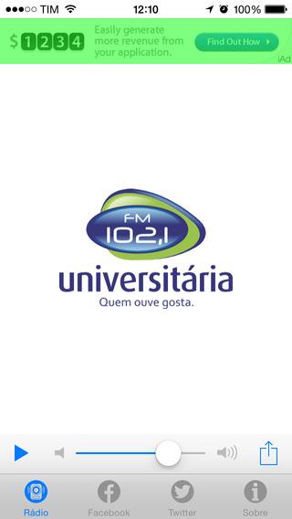 Universitária FM 102 1