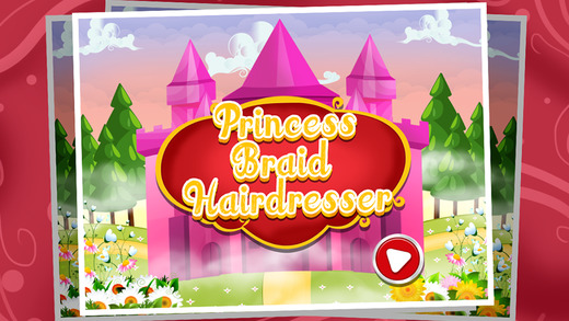 Princess Braid Hairdresser
