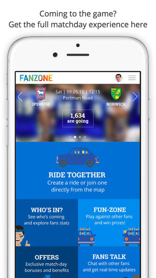 Ipswich Town FanZone - The Ultimate Matchday Experience for Ipswich Town Fans
