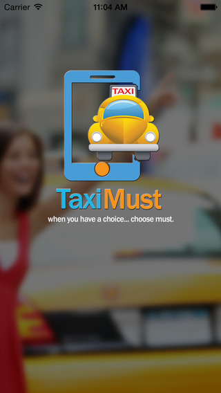 Taxi Must Driver