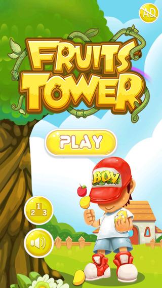 FruitsTower