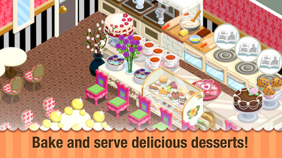 Bakery Story screenshot 2