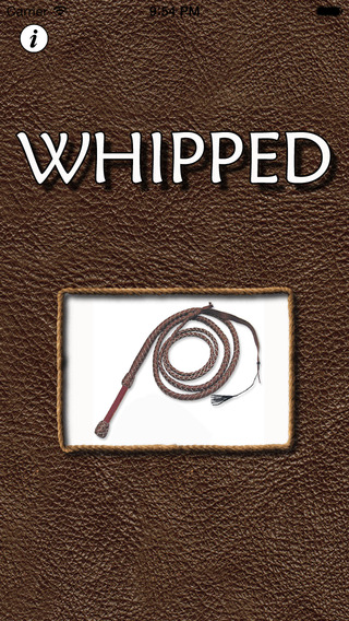 Whipped - Whip Crack In Your Pocket