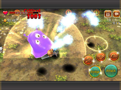 Demong Hunter Screenshots