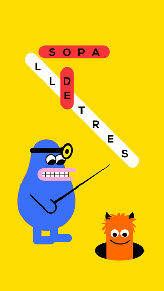 Sopa de Lletres Nens - The ultimate word search puzzle for catalan kids