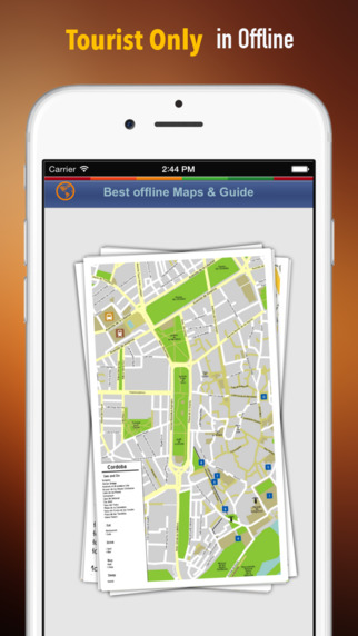 Cordoba Tour Guide: Best Offline Maps with Street View and Emergency Help Info