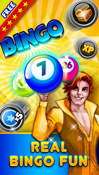 Bingo Slots Lane - casino grand bash and call to play gs-n and more hd