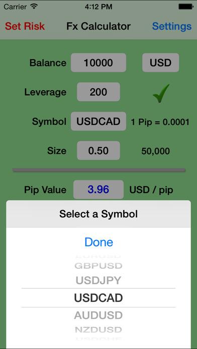 Forex trade calculator free download