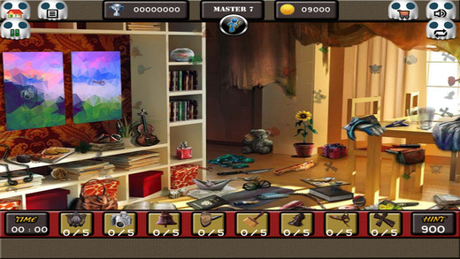 Mystery And Agency Of God : Hidden Object