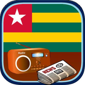 Togo Radio and Newspaper LOGO-APP點子