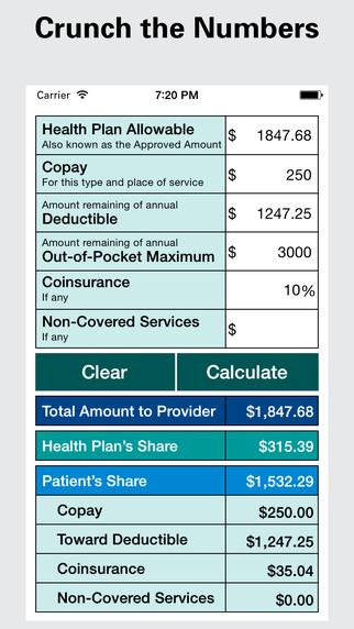 Health Insurance Arithmetic