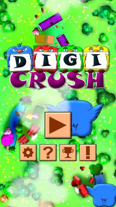Digi crush on the app store