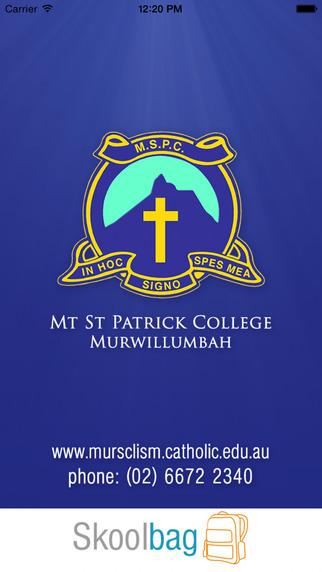 Mt St Patrick College Murwillumbah - Skoolbag
