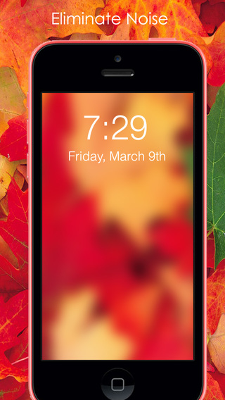 Blur Wallpapers for iOS 7