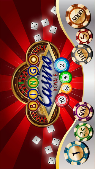 BINGO CASINO - Play the 2015 Monte Carlo Casino Card Game and Game of Chance for FREE with Real Las