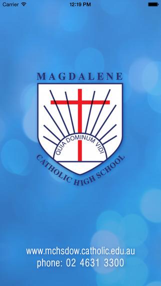 Magdalene Catholic High Narellan - Skoolbag