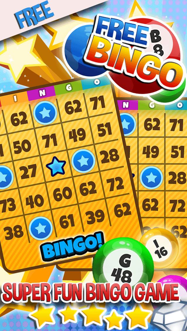 Screenshot 1 Бинго Казино В Вегасе — Бесплатная Игра (Free Bingo)
