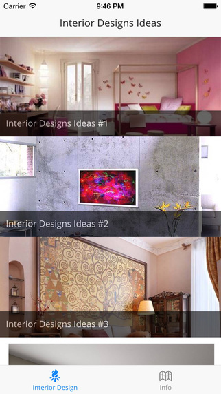 Interior Designs Ideas for your Inspiration