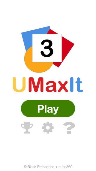 UMaxIt