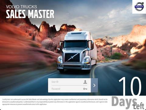 Volvo Trucks Sales Master